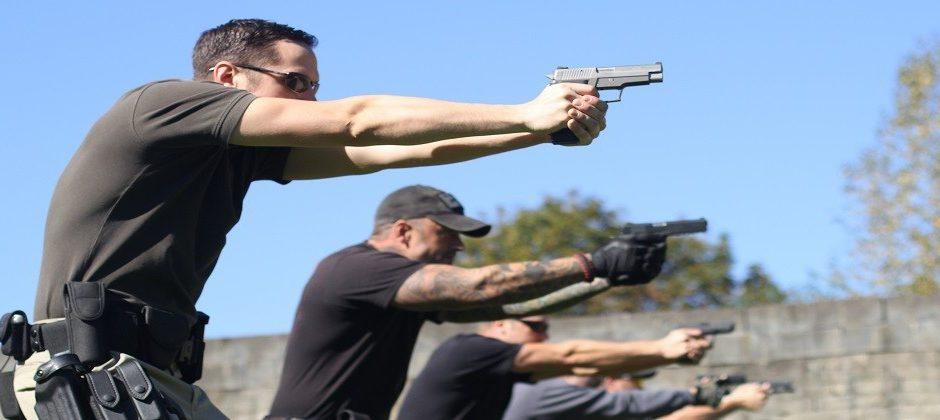 NRA Instructor Training – 3-3-3 Firearms Training